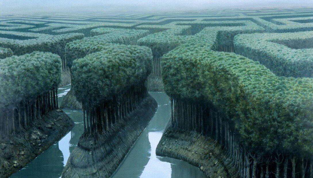 Das Labyrinth des Lebens