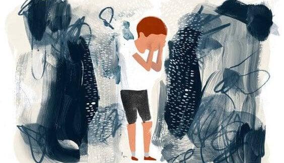 Eine toxische Beziehung der Eltern hinterlässt beim Kind Spuren