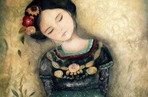 Mit Enttäuschungen umgehen - Bild einer traurigen Frau