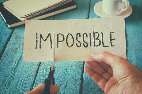 Unmöglich gibt es nicht