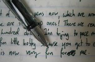 Was die Handschrift verrät