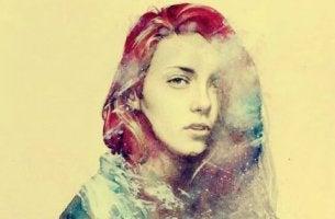 Einschüchternde Persönlichkeit - auch der Blick ist entscheidend
