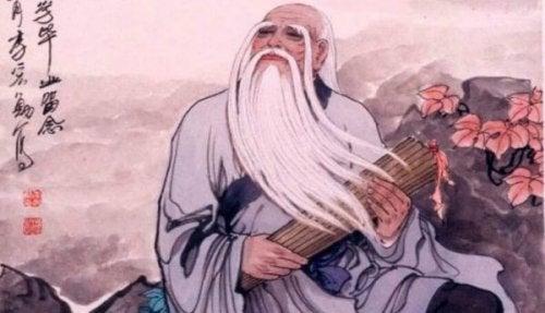 49 Laotse Zitate zum Nachdenken