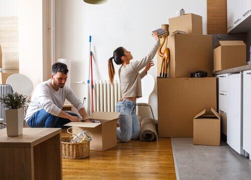 Hausarbeit kann eine therapeutische Wirkung haben