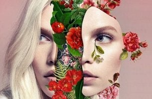 Angewohnheiten, die dich unglücklich machen - Gespaltenes Gesicht