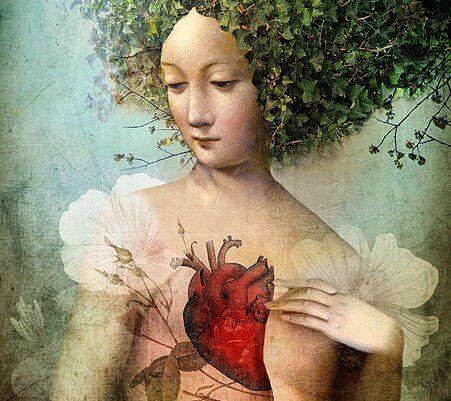 Das Herz einer Frau