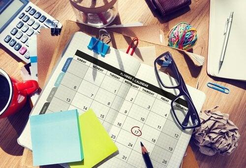Stress vermeiden durch Zeitmanagement