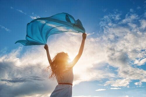 Freiheit und Glück genügen für alle