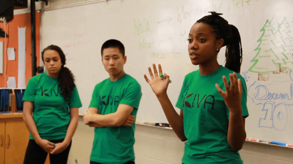 Die KiVa-Methode: ein Programm, um Mobbing der Vergangenheit angehören zu lassen