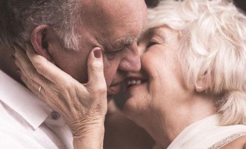 Küsse sind lautlose Worte