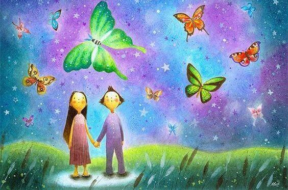Halte nicht an Beziehungen, Hoffnungen oder Ängsten fest, wenn sie gehen wollen