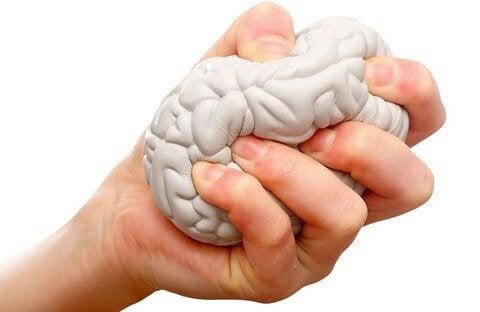 Gehirn unter Druck