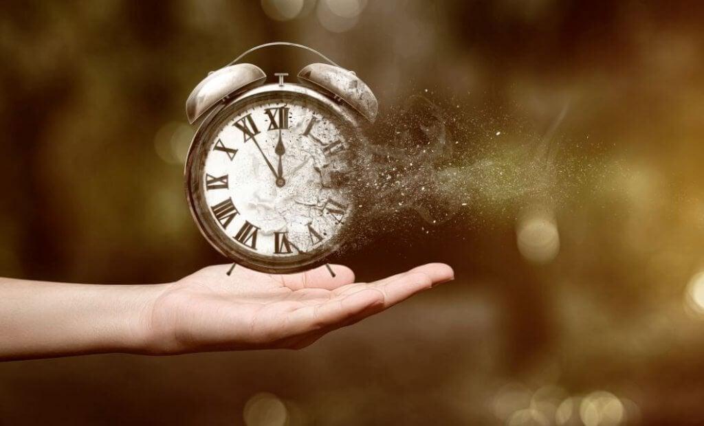 Die Zeit verfliegt