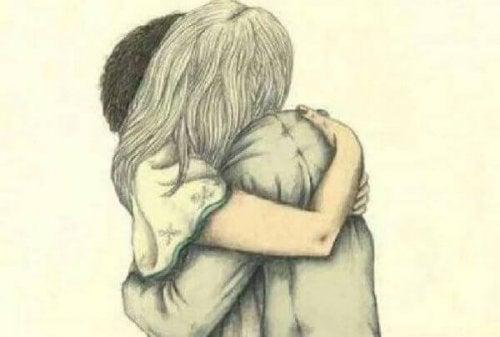Die beste Art seine Liebe zu zeigen ist es, Fehler zu tolerieren
