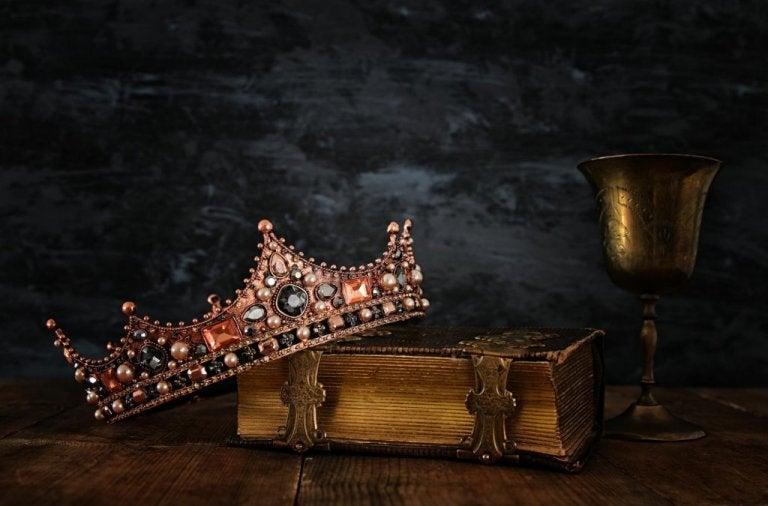 Alles geht vorbei: Eine Legende über einen geretteten König