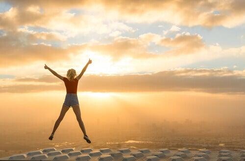 7 psychologische Schlüssel, um ohne Angst zu leben