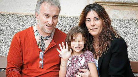 Nadia mit ihrer Familie