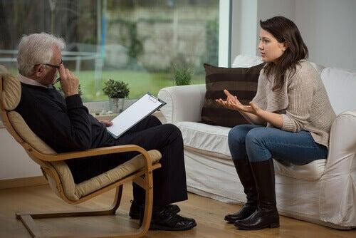 Mein erster Besuch beim Psychologen