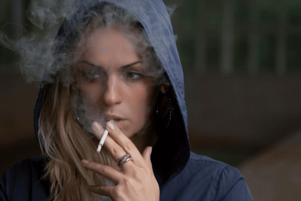 In wie fern beeinflusst Ängstlichkeit den Tabakkonsum?