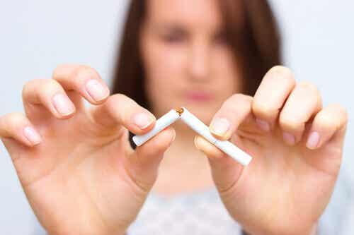Psychologische Vorbereitung zur Raucherentwöhnung