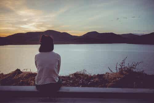 Durch den Schmerz wachsen und Leiden verhindern