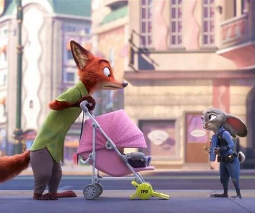 Fuchs und Hase in Zoomania