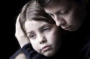 Depression bei Kindern - traurige Kinder