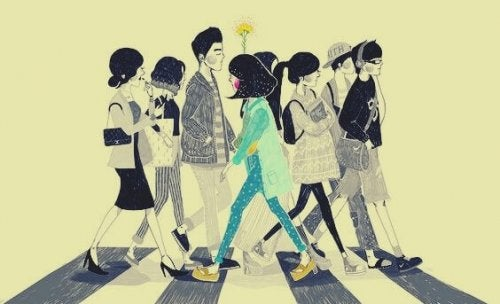 Manche Einstellungen sind distanzierender als die Distanz selbst