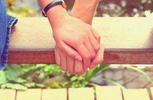 Anhaltende Freundschaft