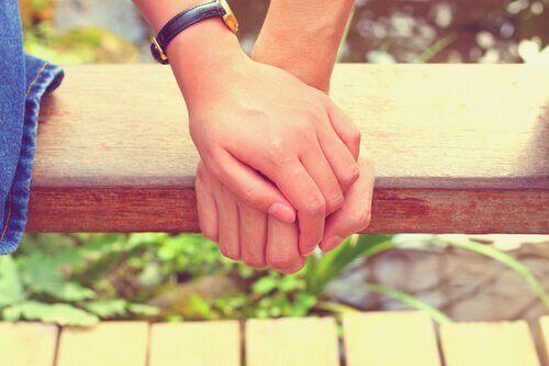 Anhaltende Freundschaft in einer Welt voller Veränderungen
