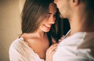 Sexuelle Anziehungskraft zwischen Mann und Frau