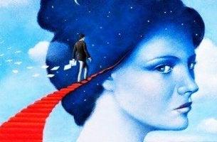 Umgang mit einer narzisstischen Person - Weg in den Kopf einer Narzisstin