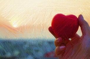 Emotionale Abhängigkeit - das Herz in der Hand