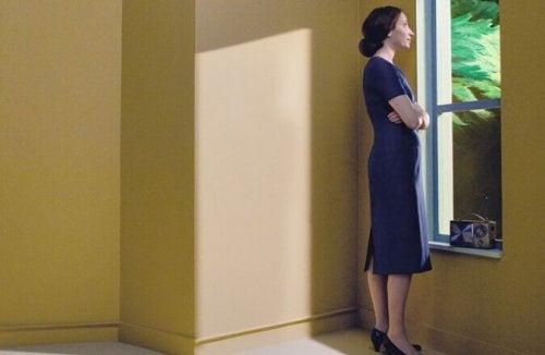Shirley – Gemälde von Edward Hopper
