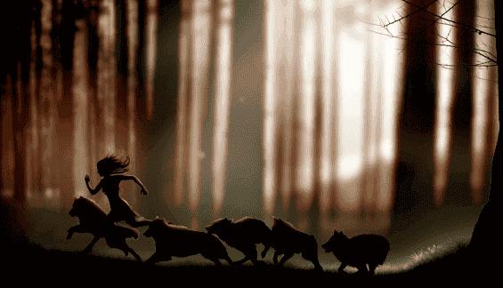 """7 Zitate aus dem Buch """"Die Wolfsfrau"""""""