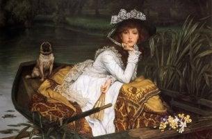 """Madame-Bovary-Syndrom - eine Bezeichnung, die auf dem Werk """"Madame Bovary"""" basiert"""