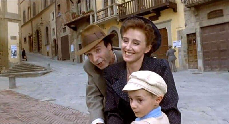 Guido mit seiner Familie