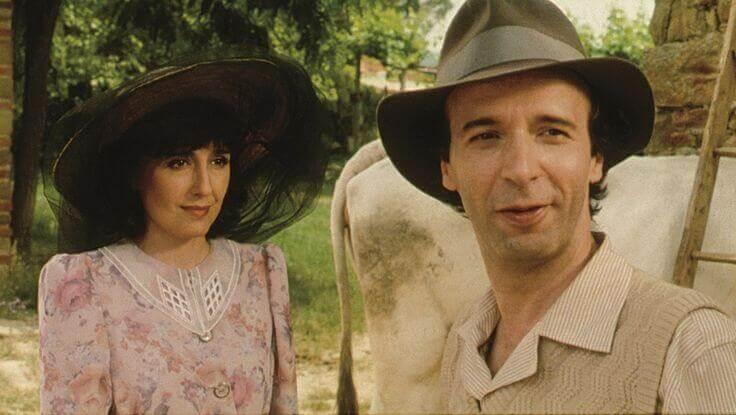 Guido mit seiner Frau