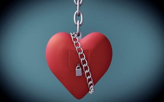 Herz in Ketten