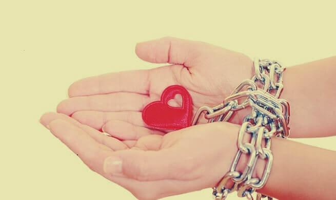 Abhängige Liebe