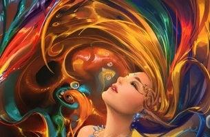 Psychologie der Farben - farbenfrohe Welt