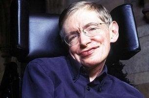 Stephen Hawking: Depression und Schwarze Löcher