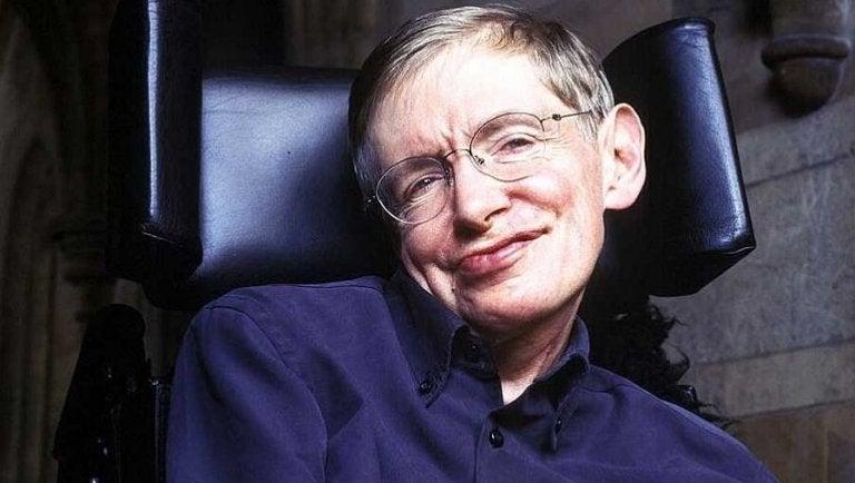 Die wundervolle Botschaft von Stephen Hawking für Menschen, die an einer Depression leiden