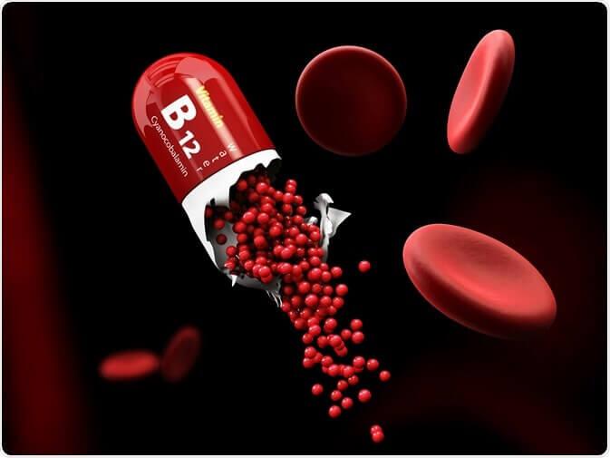 Vitamin-B12-Mangel und seine Auswirkungen auf unser Gehirn