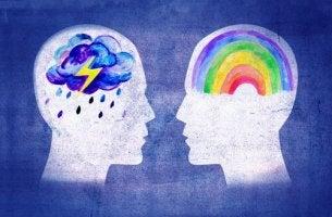 Ekpathie - Gewitter oder Regenbogen im Kopf?