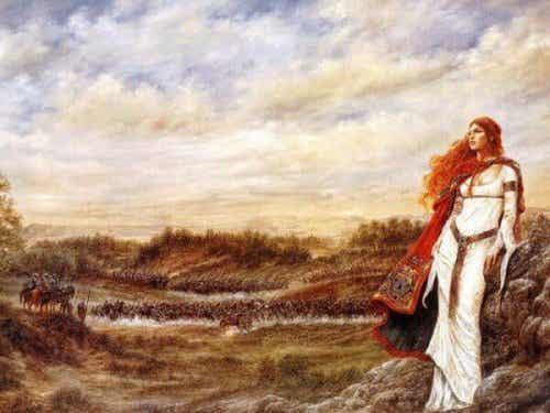 7 keltische Sprichwörter über das Leben und die Liebe
