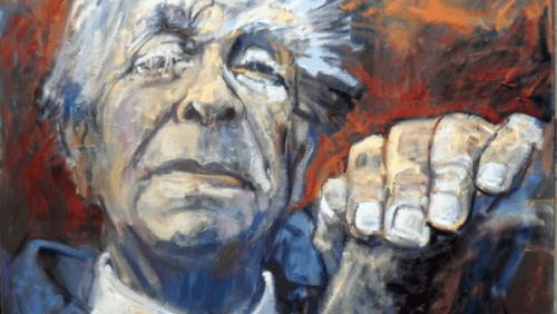 5 verblüffende Zitate von Jorge Luis Borges