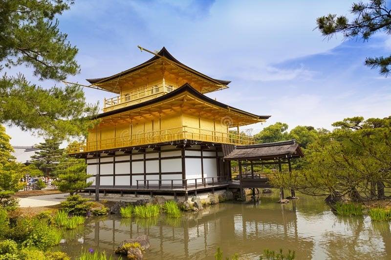 Japanisches Gebäude