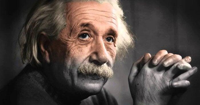 5 Zitate von Albert Einstein über persönliches Wachstum