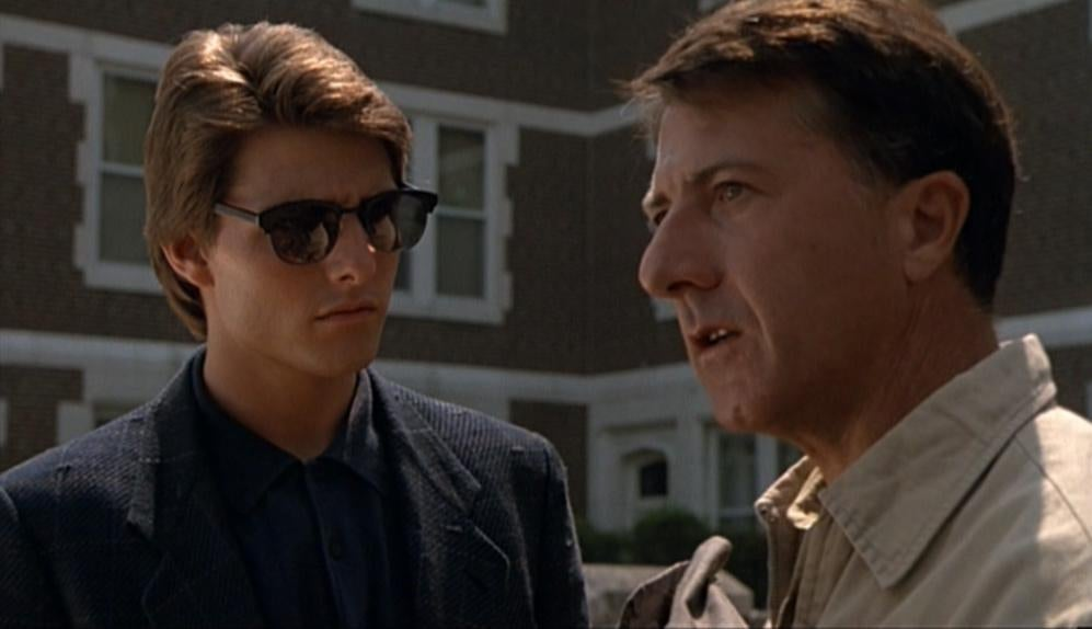 "Brüder aus dem Film ""Rain Man"""